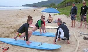 Costa Rica Surf Vacation, Private surf lessons and surf tours