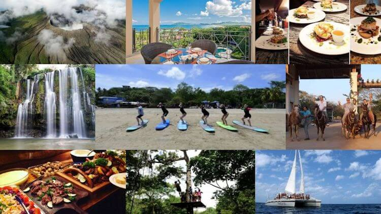 Costa Rica Surf And Adventure Vacation